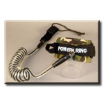 Surf More XM Power Ring Coil Bicep Leash