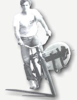 Side Ride Bike Rack