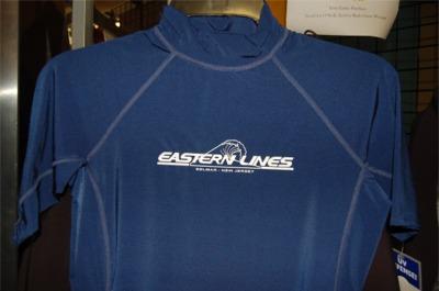 Eastern Lines Short Sleeve Rash Guard-Eastern Lines Surf Shop