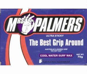 Mrs Palmers Surf Wax-776