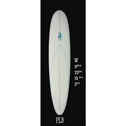 Ricky Carroll Performance Longboard