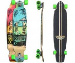 Gravity 45 Big Kick Skateboard