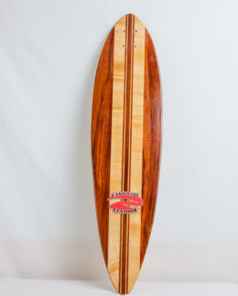 "ECC Longboards 40"" Bulbina Deck-3293"