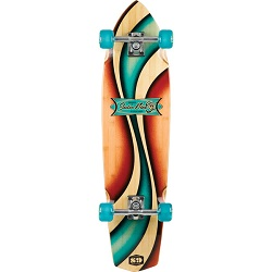 "Sector 9 AEV 35.5"" Bamboo Complete Longboard"