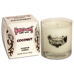 Bubble Gum 8.8oz Glass Candle