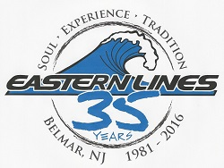Eastern Lines 35th Anniversary Logo