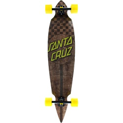 Santa Cruz Check Stain Pintail 9.25x43.59