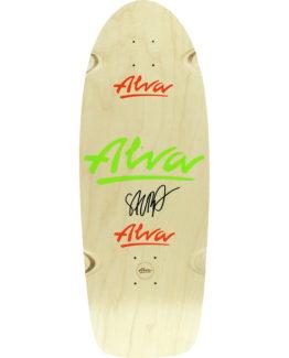Alva Salba Re-Isue 11x32 Deck