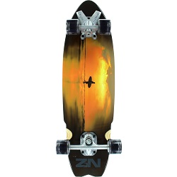 Surfskate Zak Noyle 9.5x32.5 Sunset