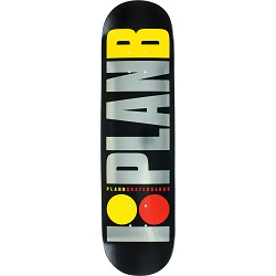 "Plan B OG 7.7"" Deck - Eastern Lines Surf Shop"