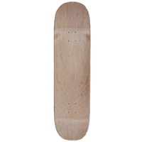 "Blank Skate Deck ""M"" 8.75"" - Eastern Lines Surf Shop"