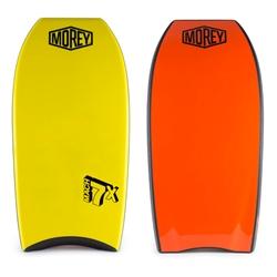 Mach 7X Yellow/Orange Bodyboard