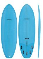 Modern Highline PU Surfboard Blue
