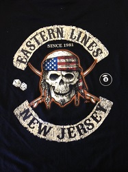 Eastern Lines Patch Logo