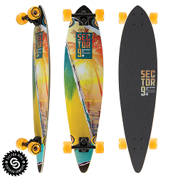 Sector 9 Vista Ripple 8.62x36