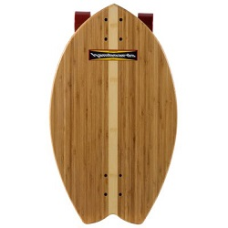 Hamboards Biscuit Cruiser Bamboo