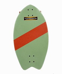 Hamboards Red Stripe