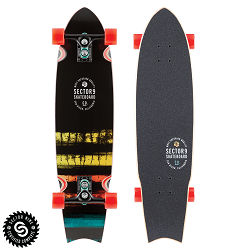 Sector 9 Rainbow Unagi 8.75x34.5