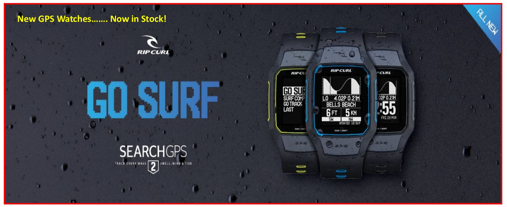 RC GPS2 Watch