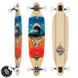 Sector 9 Bamboo Pinnacle 9.625x41.125