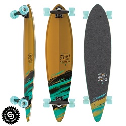 Sector 9 Tripper Ripple 8.62x36-Yel
