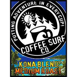 Coffee Surf Kona Blend